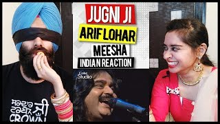 Gambar cover Indian Reaction on Alif Allah, Jugni, Arif Lohar & What is in my Mouth Challenge