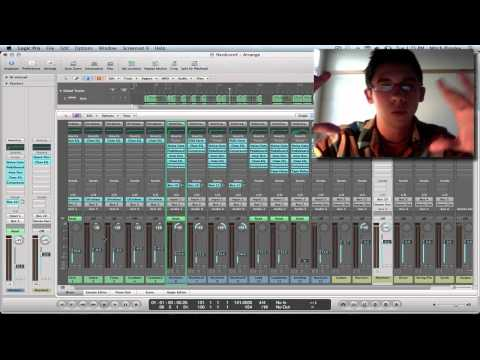 Logic Pro 9 Tutorial – Bussing & Auxiliary Tracks.