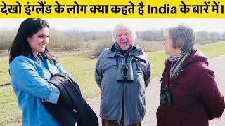 UK Villages People Loves India  Village Life In England  Sangwans Studio  Indian Youtuber In England