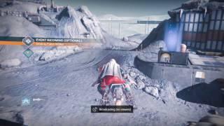 Destiny: Energy Burst Patrols Overcharge 3 Quest