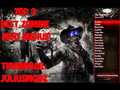 Bo2 Ps3 Xbox Pc Top 5 Best Zombie Mod Menus Downloads