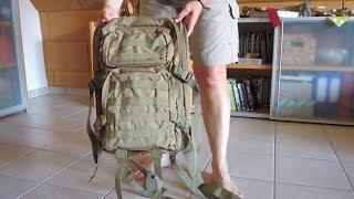 Ich stelle Euch meinen neuen Rucksack vor - Mil-Tec US Assault Pack II