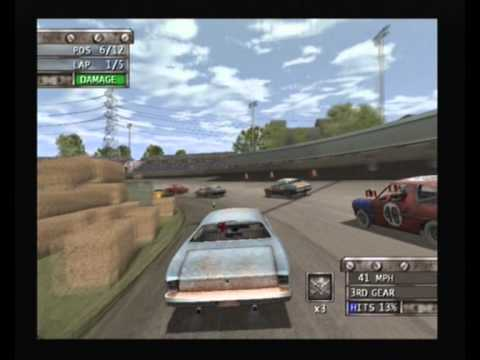 Driven Playstation 2