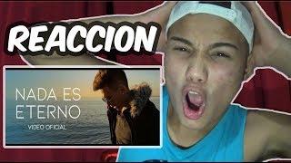 (REACCION) PATO - Nada Es Eterno (Video Oficial) | HabibSA