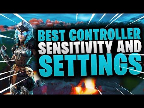 best console controller sensitivity settings deadzones in fortnite season 8 meta - fortnite deadzone drift