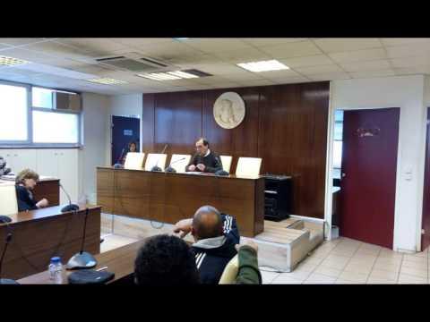 Ομιλία Δημάρχου Βύρωνα στη Συγκέντρωση Διαμαρτυρίας του Σωματείου Εργαζομένων