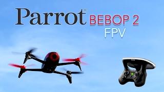 Parrot Bebop 2 FPV & SkyController 2: miglior drone HD | 4K