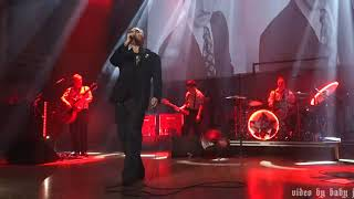 Morrissey WEDDING BELL BLUES [Laura Nyro] Live Orpheum Theatre Vancouver, BC Oct 15, 2019 Smiths Moz