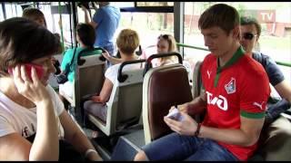 Роман Павлюченко, Павлюченко и Сычев - в красно-зеленом транспорте