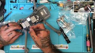 DJI Mavic Air 2 Broken Arm Repair - $100.00 Bet Lost from Cyclone FPV