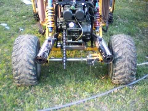 How To Build A Go Kart Engine