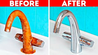 22 SIMPLE CLEANING HACKS YOU'D WISH YOU'D KNOWN SOONER