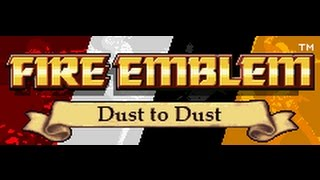 Let's Play: Fire Emblem: Dust to Dust demo! -  Wits, Skill and Lunch! (No Commentary)