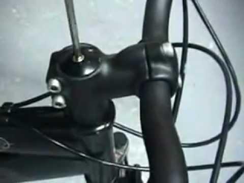 KS Cycling Fahrrad Montage | A-Head Vorbau