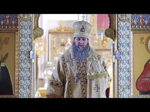 Митрополит Даниил: Чтобы мы могли противостоять соблазнам, надо участвовать в Таинствах Христовых