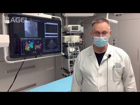 Video: Nejmodernější rentgenový přístroj v Kardiologickém centru AGEL Pardubice