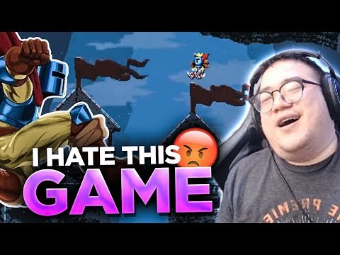 Scarra - I HATE THIS GAME | JUMP KING