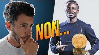 🇸🇳 Pourquoi Sadio Mané ne gagnera PAS le BALLON D