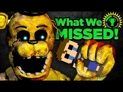 Download Game Theory: Did Reddit Just SOLVE FNAF? HD Mp4 3GP Video and MP3