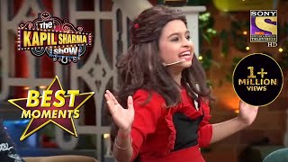 छोटी सपना की Mimicry | The Kapil Sharma Show Season 2 | Best Moments