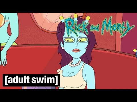 Unität/ Can You Feel It? | Rick & Morty | Adult Swim