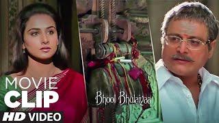 Yeh Jagah Sachmuch Khatarnak Hai   Bhool Bhulaiyaa   Movie Clip   Akshay Kumar, Vidya Balan
