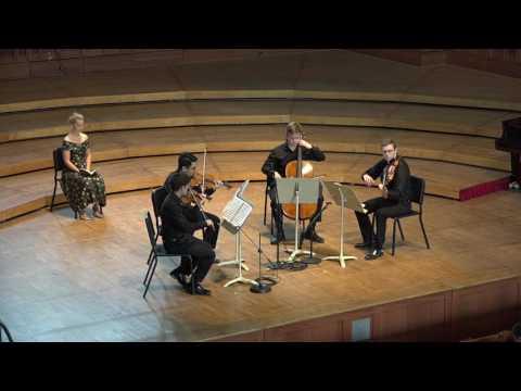 Schoenberg String Quartet No. 2 at Tanglewood