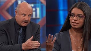 Girl Thinks Shes The Reincarnation of Pocahontas - Dr Phil - React Couch