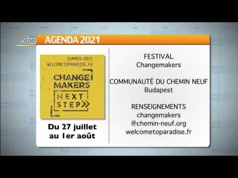 Agenda du 28 juin 2021