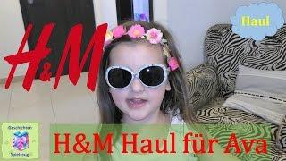 H&M HAUL FÜR AVA ♡ Playmobil Geschichten Und Spielzeug