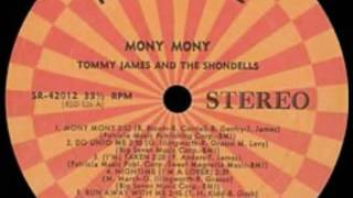"TOMMY JAMES & THE SHONDELLS- ""I'M TAKEN"""
