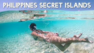 3 SECRET Islands You Have To Visit in the PHILIPPINES