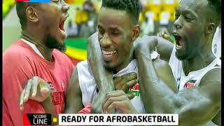 Ready for Afrobasketball | Scoreline