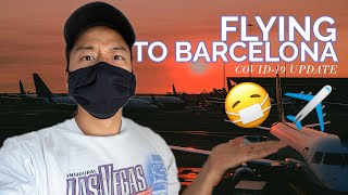 Flying to Barcelona in 2020 | COVID-19 flying update