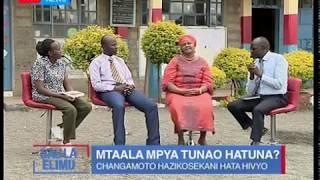 Changamoto za mtaala mpya wa elimu | Dau la Elimu