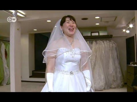 En Japón No Necesitas Marido Para Vestirte De Novia