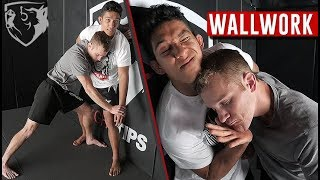 Wallwork: The Art of Fighting Off The Cage & MMA Clinch