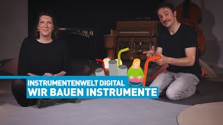 Elbphilharmonie Instrumentenwelt Digital | Wir bauen Instrumente
