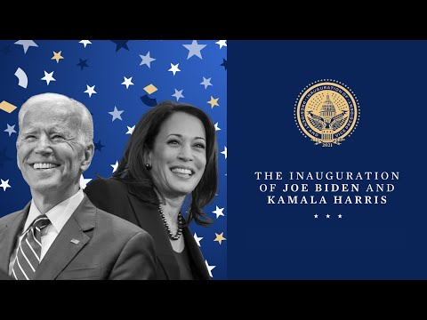 The inauguration of President-elect Joe Biden and Vice President-elect Kamala Harris