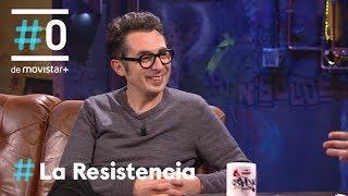 LA RESISTENCIA - Entrevista a Berto Romero | #LaResistencia 08.03.2018