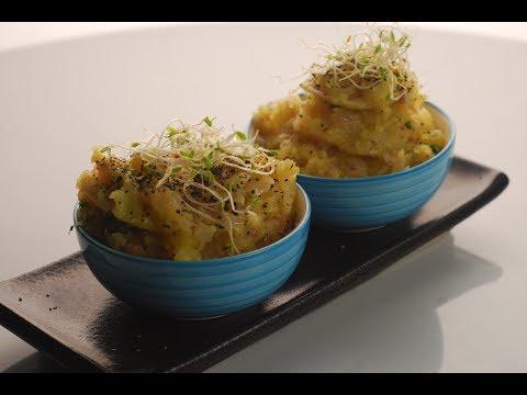 Mashed Sweet Potatoes | Cooksmart | Sanjeev Kapoor Khazana