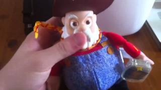 Toy story stinky pete review