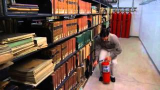 CLEANGUARD: Clean Agent Stored Pressure Fire Extinguishers (4 of 6)