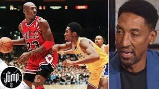 Scottie Pippen reveals Michael Jordan's most unguardable move | The Jump: OT