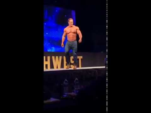 Mike O'Hearn Natural Fall ! Not Saluted