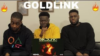 GoldLink   Joke Ting Ft Ari PenSmith Reaction