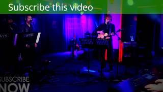 Ed Sheeran covers Christina Aguilera's Dirrty in the Live Lounge-2015
