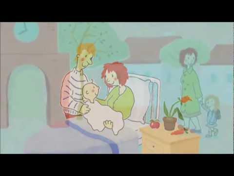 KiKa erklärt wie Kinder entstehen (Wohin will Willi)