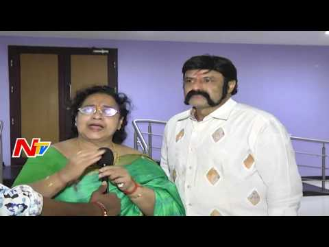 Senior Celebrities Watch Gautamiputra Satakarni Movie || NTV