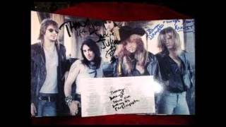 Rock City Angels - Hard To Hold